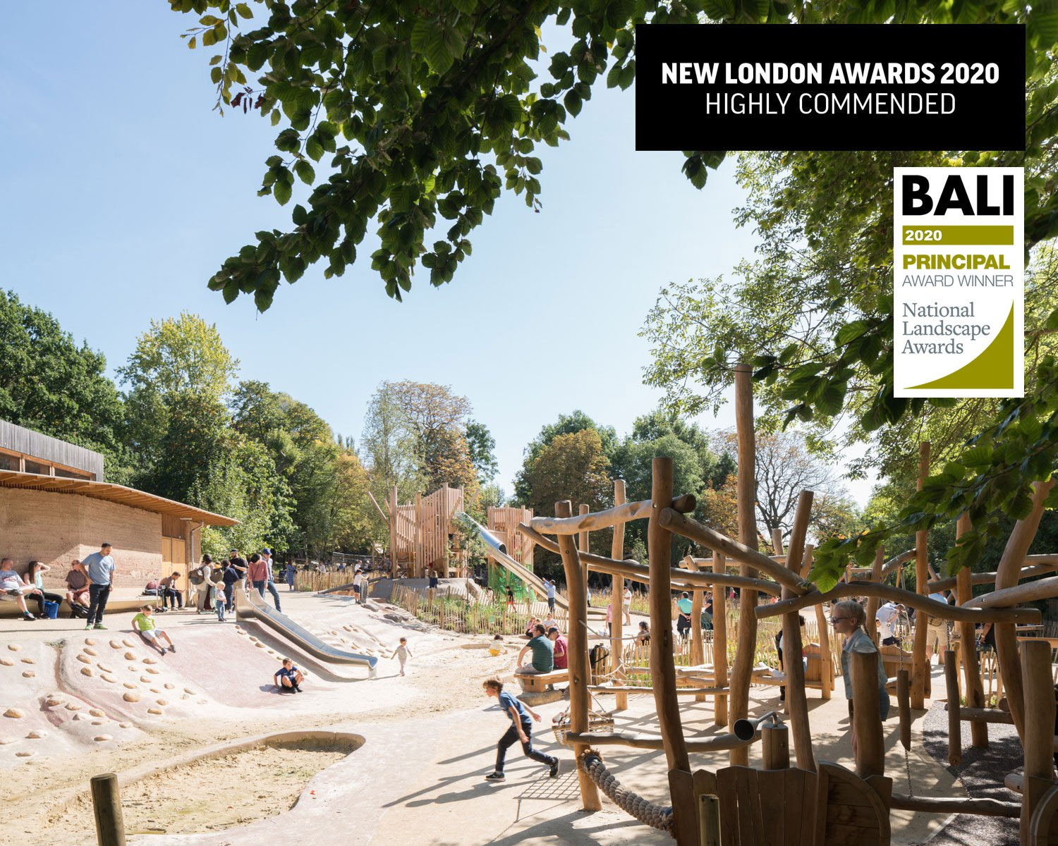 Holland Park Playground Bali Award